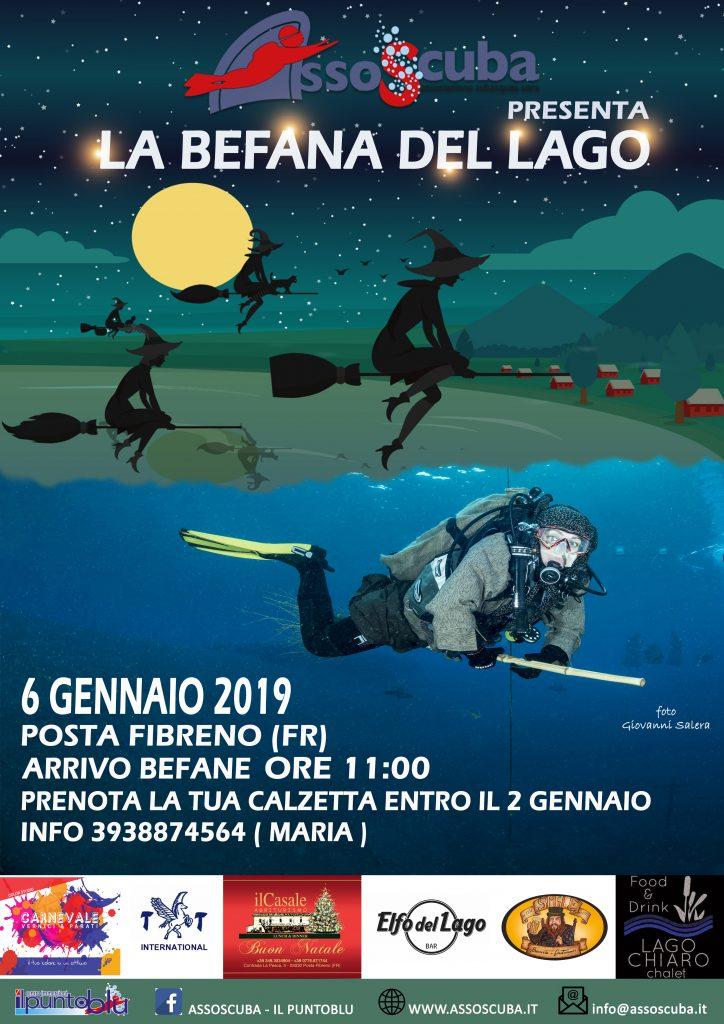 La Befana Del Lago 2019 Assoscubait