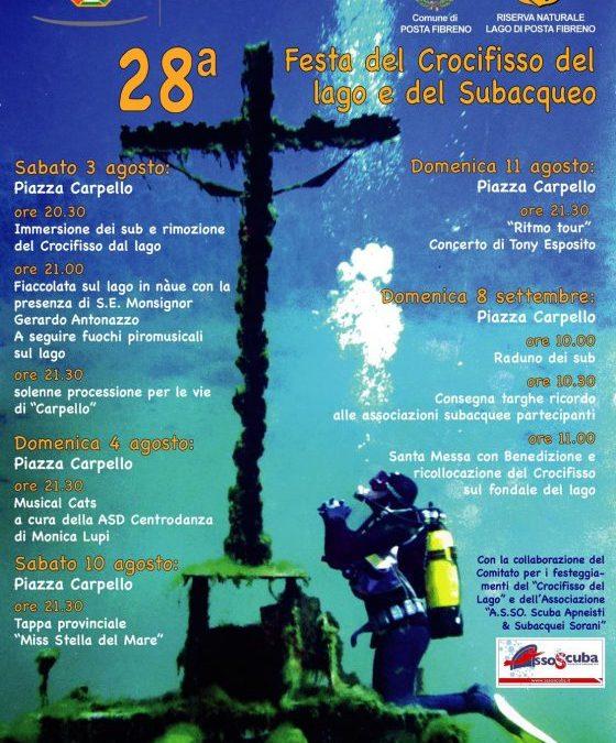 28° Festa del Crocifisso e del Subacqueo 2019